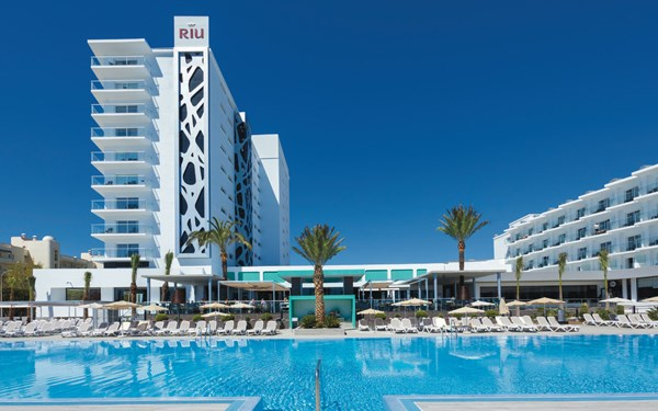 Vernieuwd All Inclusive RIU hotel in Torremolinos